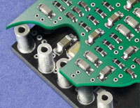 Zierick's Board Stacking Connector allows for more PCB design flexibility and more room for additional components.